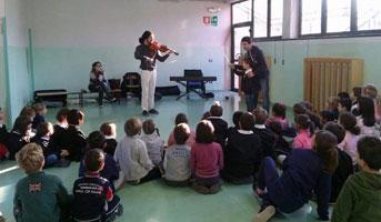 La musica e i 4 Elementi