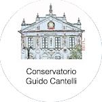 Logo ISSM Conservatorio G.Cantelli
