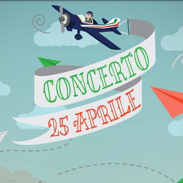Concerto 25 Aprile 2018