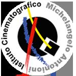 Logo Istituto Cinematografico Michelangelo Antonioni