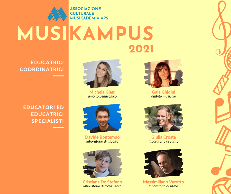 Musikampus Educatori